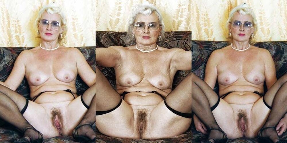 Granny triple anal-9020