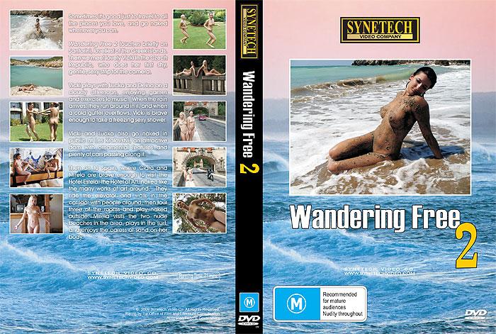 Wandering Free 2 / Путешествуя Свободно 2(Charles MacFarland, Synetech Video) [2009 г., Naturism, Dance, Gymnastics, Public Nudity, DVDRip] (Vicki, Clara, Mireia)
