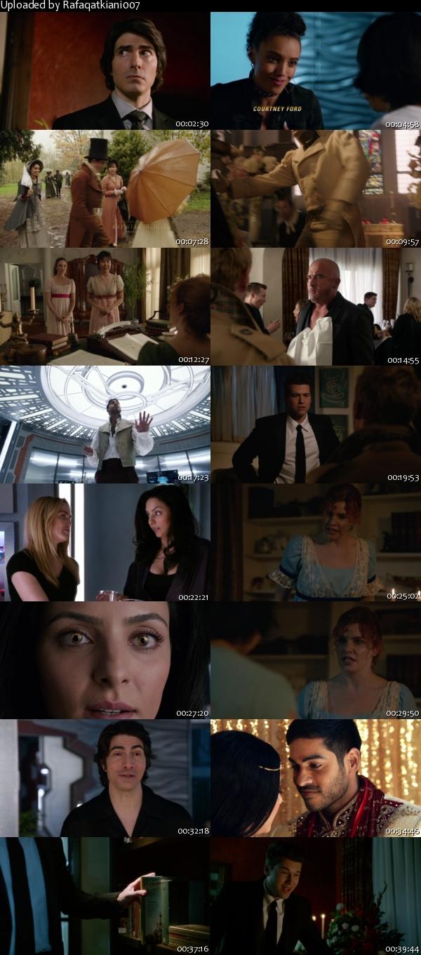 DCs Legends of Tomorrow S04E11 Sance and Sensibility 1080p AMZN WEBRip DDP5.1 x264-QOQ
