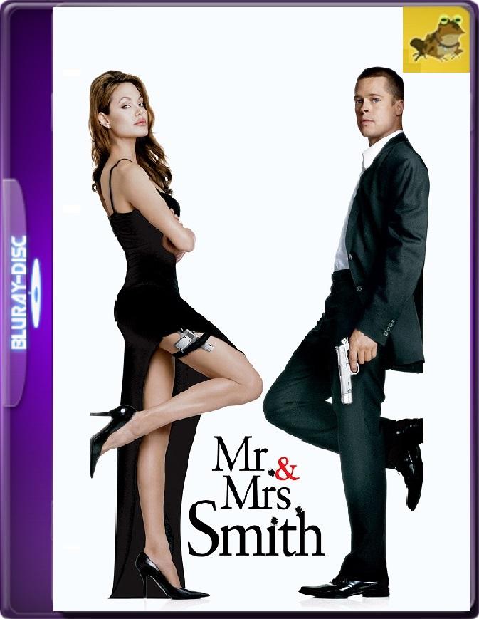 Sr. Y Sra. Smith (2005) Brrip 1080p (60 FPS) Latino / Inglés