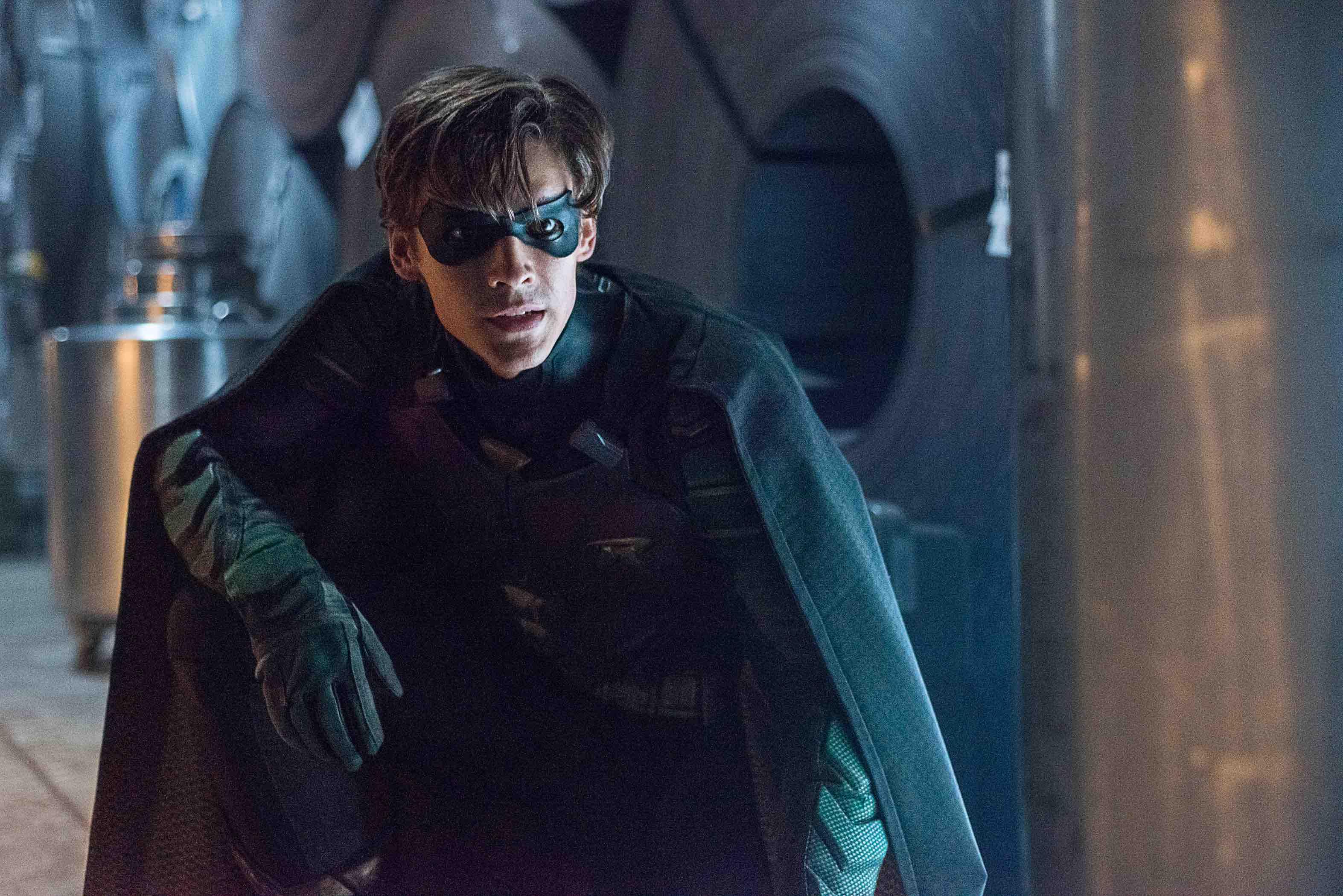 "Titans ""Robin NightWing"" Dick Grayson"