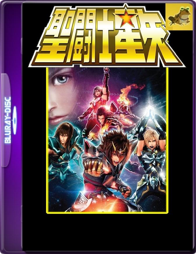 Los Caballeros Del Zodiaco: La Leyenda Del Santuario (2014) Brrip 1080p (60 FPS) Latino / Japonés