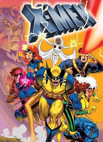 X-Men Serie Animada 90s temporada 1 a 5