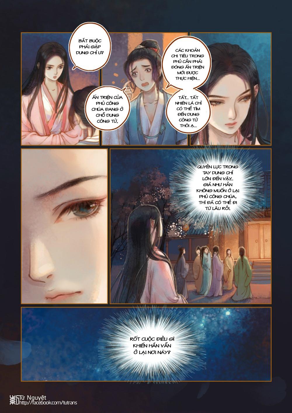 Phượng Tù Hoàng Chapter 16 - Trang 3