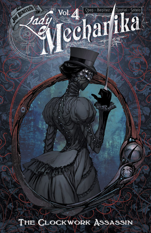 Lady Mechanika - The Clockwork Assassin #1-4 (2017-2018)