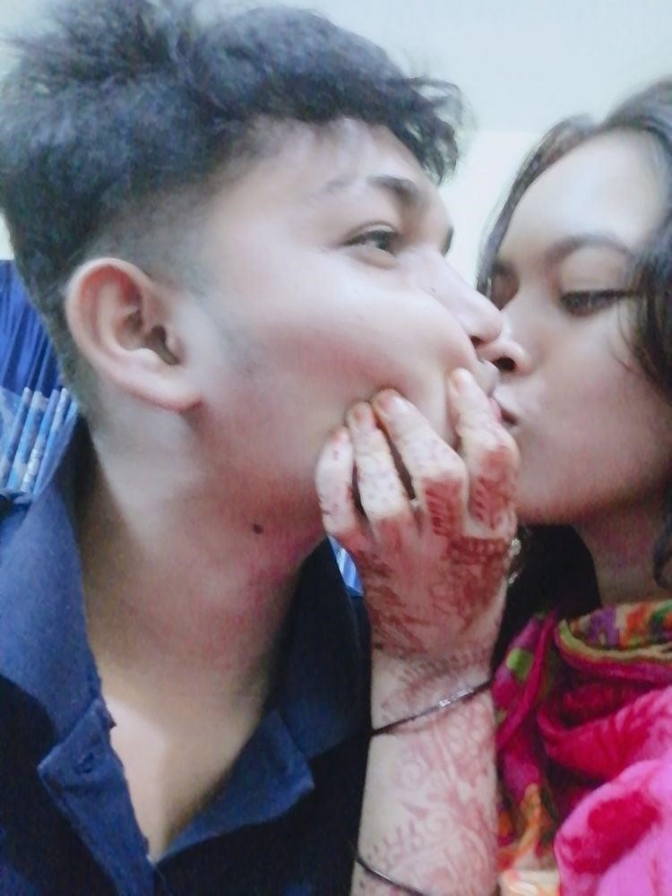 Desi lesbian hot kissing-1320