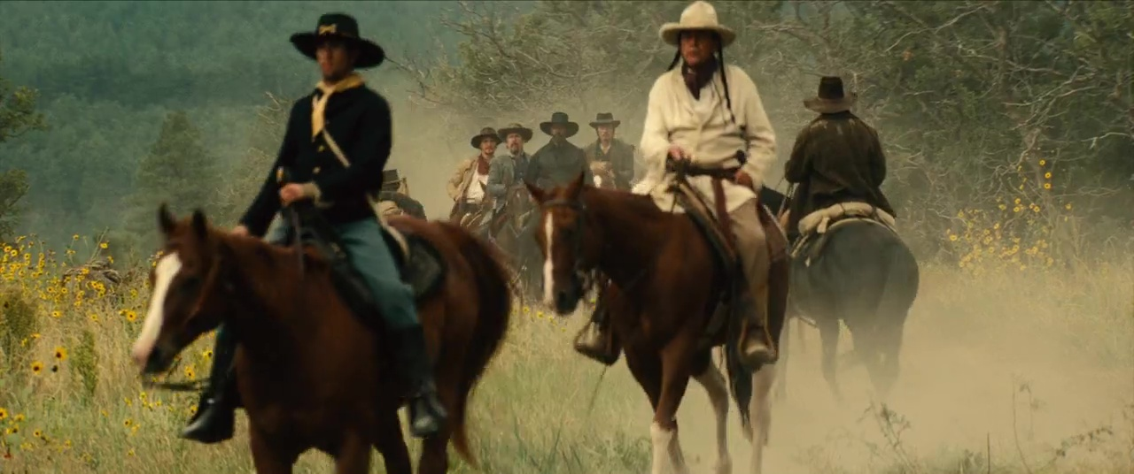 Los Siete Magnificos 720p Lat-Cast-Ing[Western](2016)