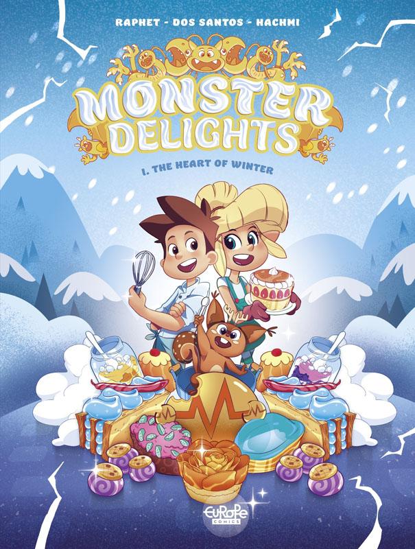Monster Delights 01-02 (2020-2021)