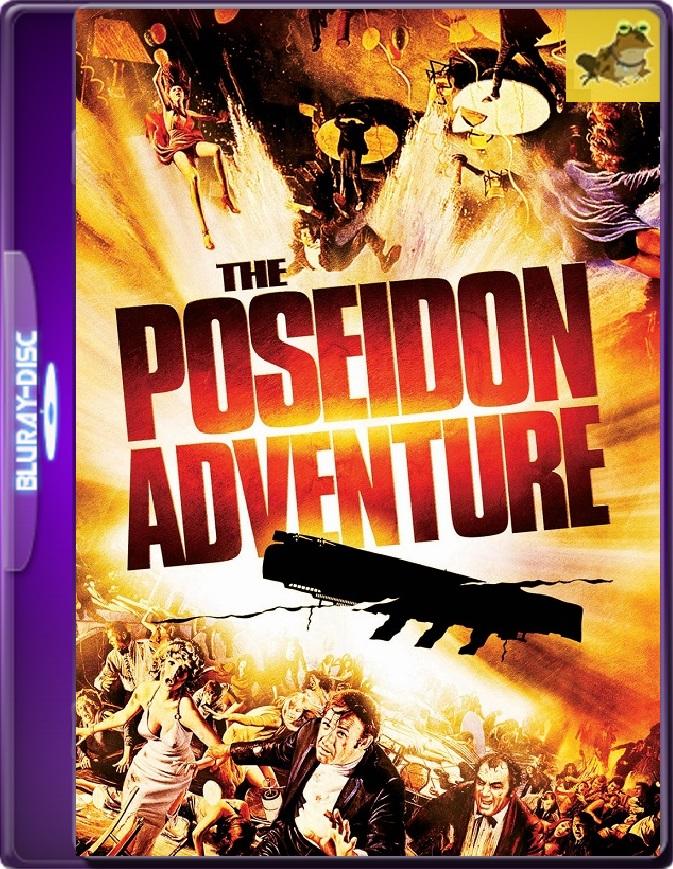 La Aventura Del Poseidón (1972) Brrip 1080p (60 FPS) Latino / Inglés