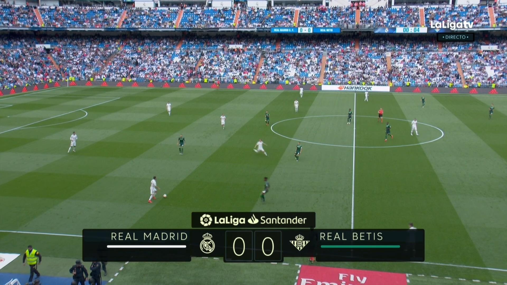 Xem lại: Real Madrid vs Real Betis