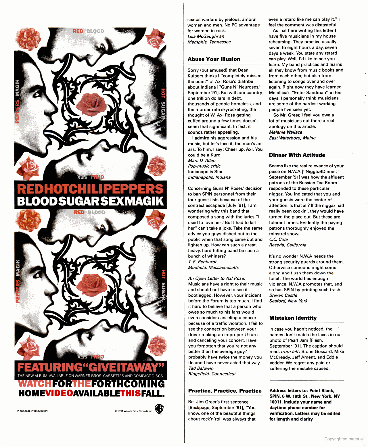 1991.09.DD - Spin - Guns N' Neuroses (Axl) OxZYcS38_o