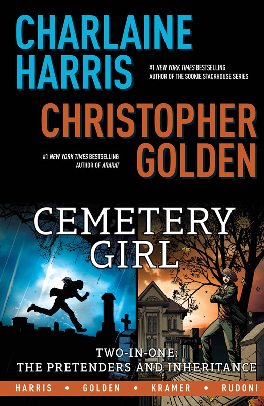 Cemetery Girl Two-In-One - The Pretenders and Inheritance (2018)