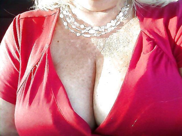 Nude granny big boobs-6179