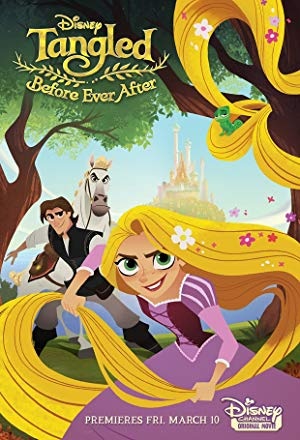 Tangled Before Ever After 2017 WEBRip XviD MP3-XVID