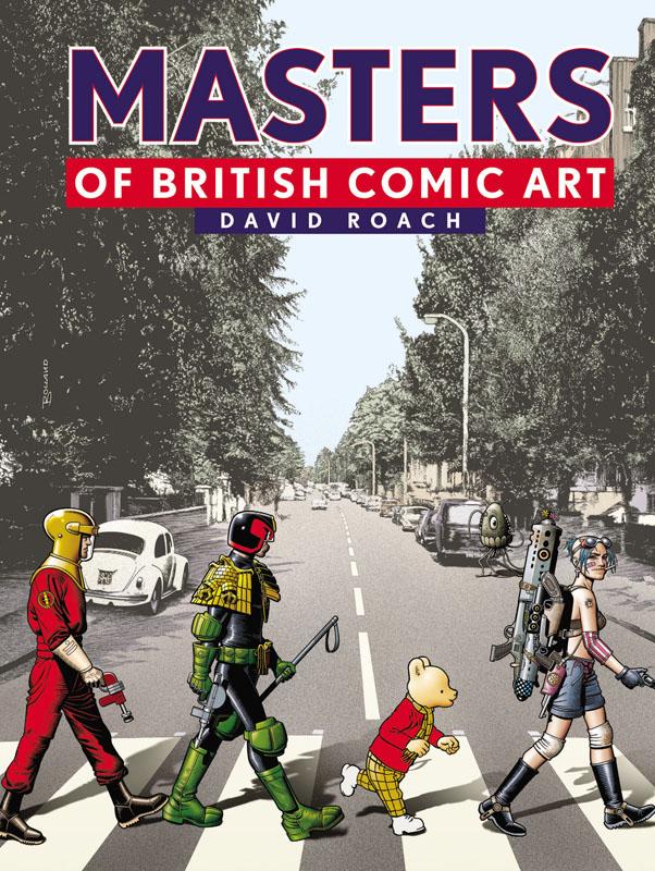 Masters of British Comic Art (2020)