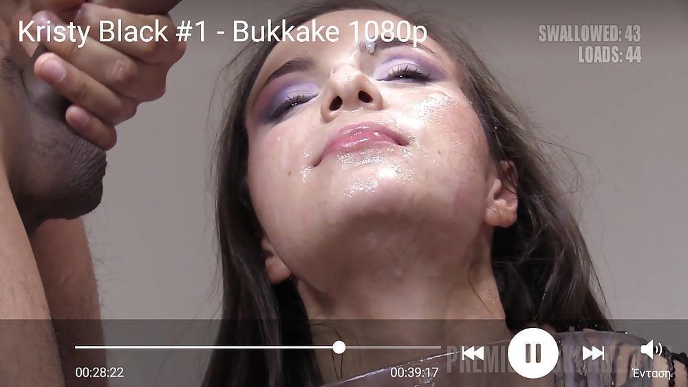 Black bukkake gay-6187