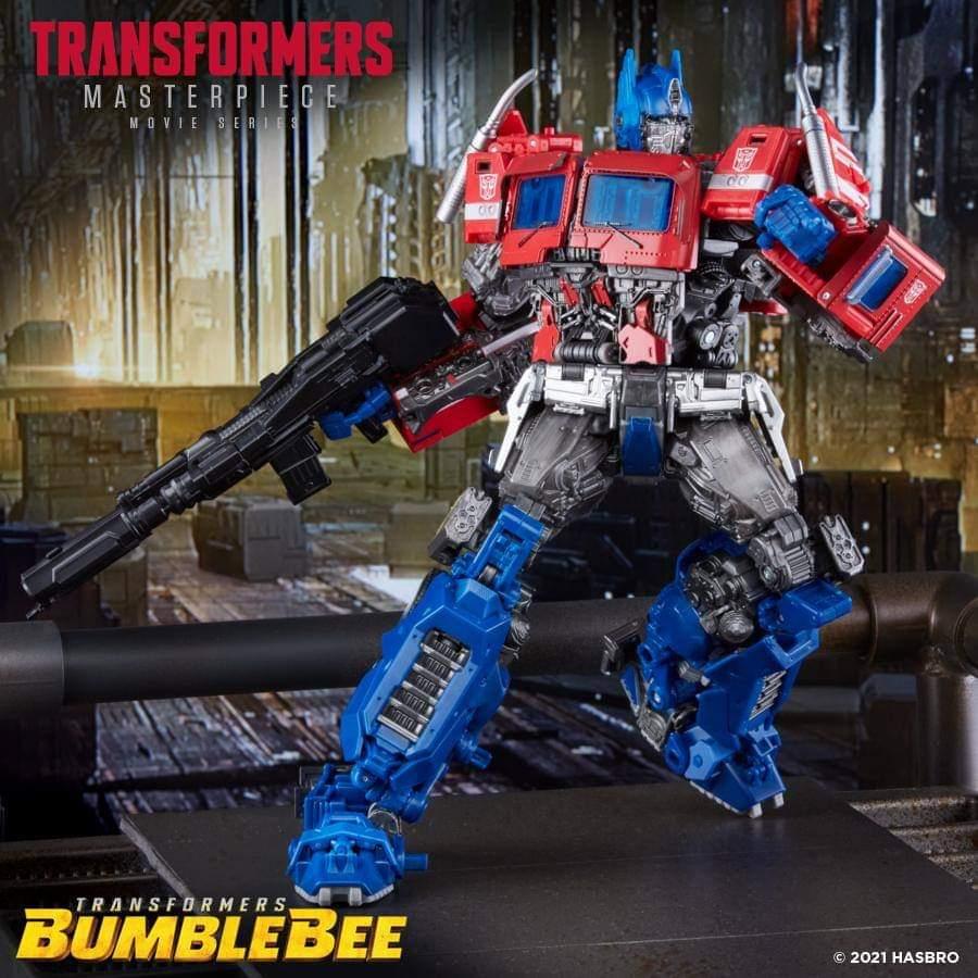 [Masterpiece Film] MPM-12 Optimus Prime (Bumblebee Le Film) QAX7FRC9_o