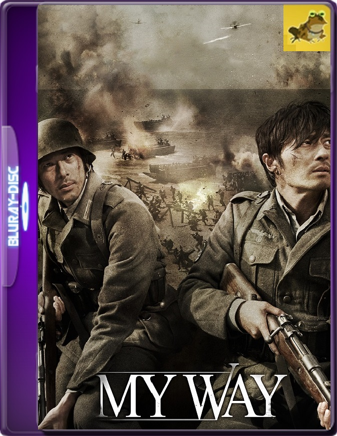 My Way (2011) Brrip 1080p (60 FPS) Latino / Coreano