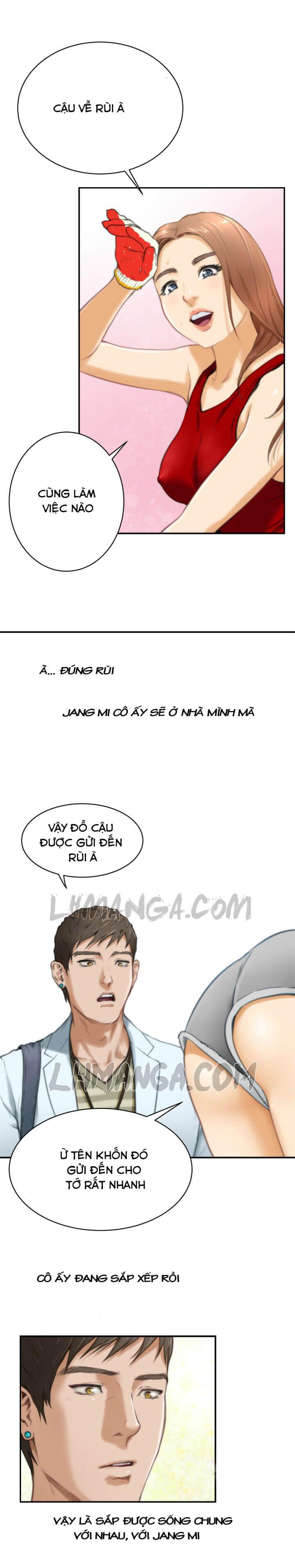 H-Mate Chapter 10 - Trang 10