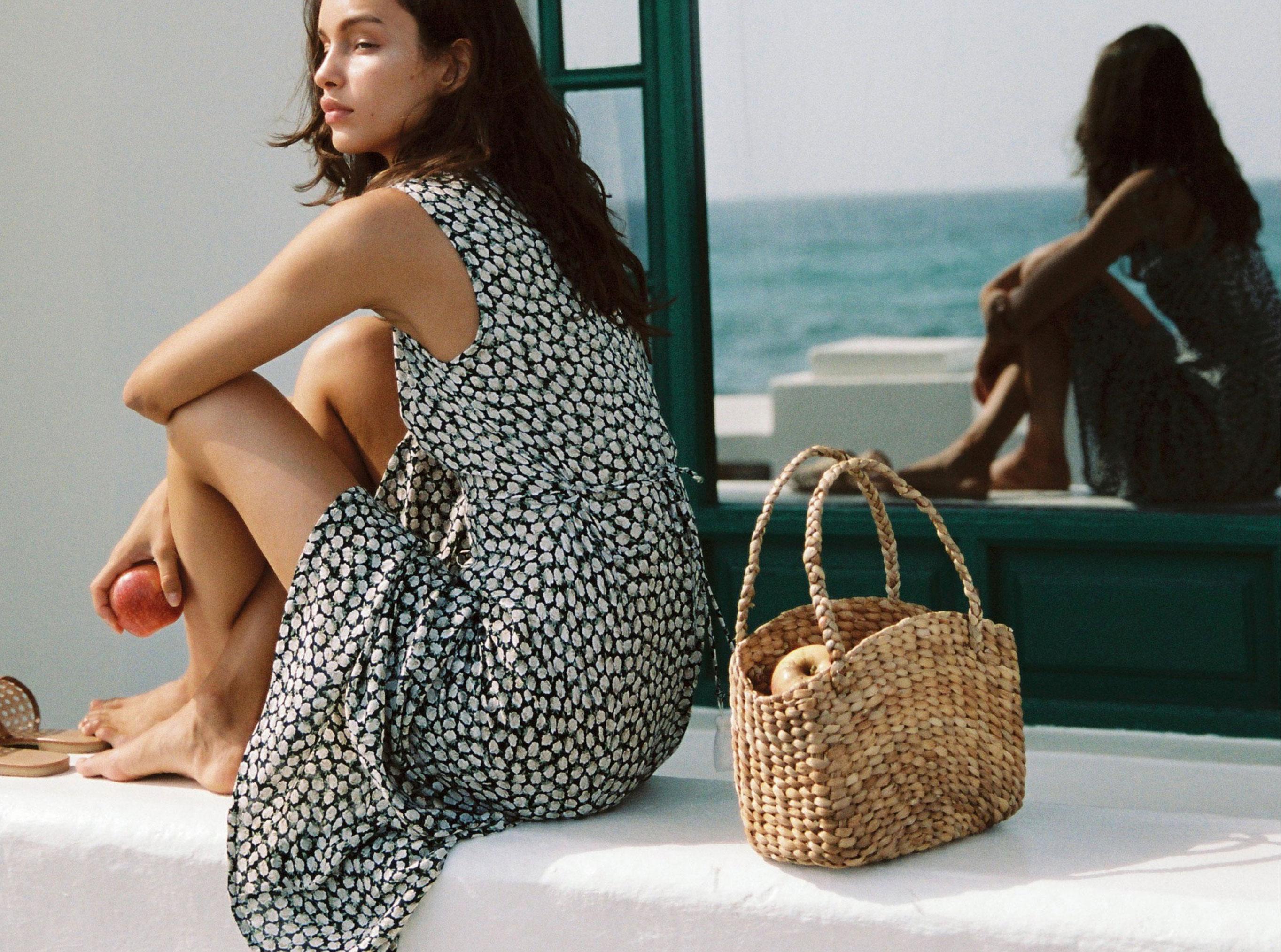Коллекция купальников и пляжной одежды Faithfull the Brand, лето 2019 / фото 30
