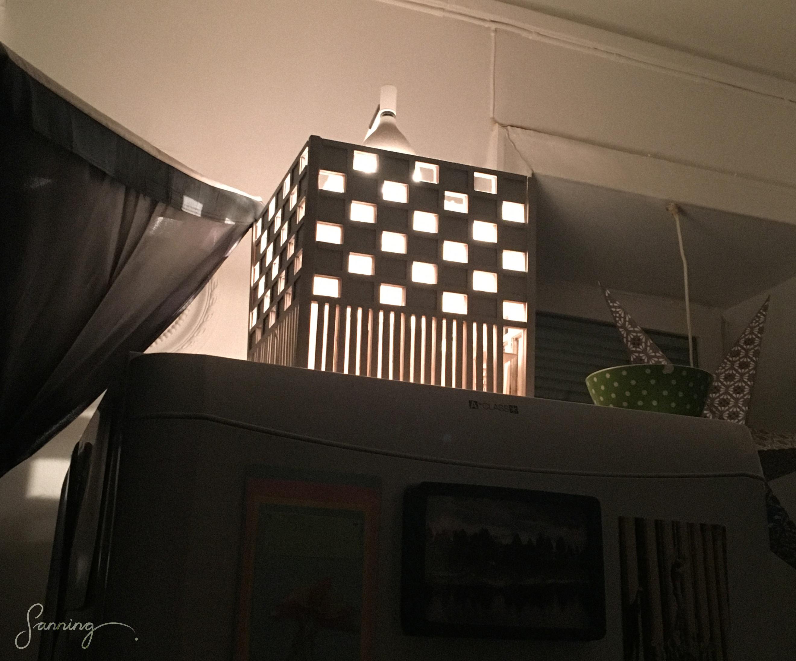 """Arkipelago\Möbelworkshop – """"HL2-lampa"""" [armatur] – HL1 som direkt referens"""