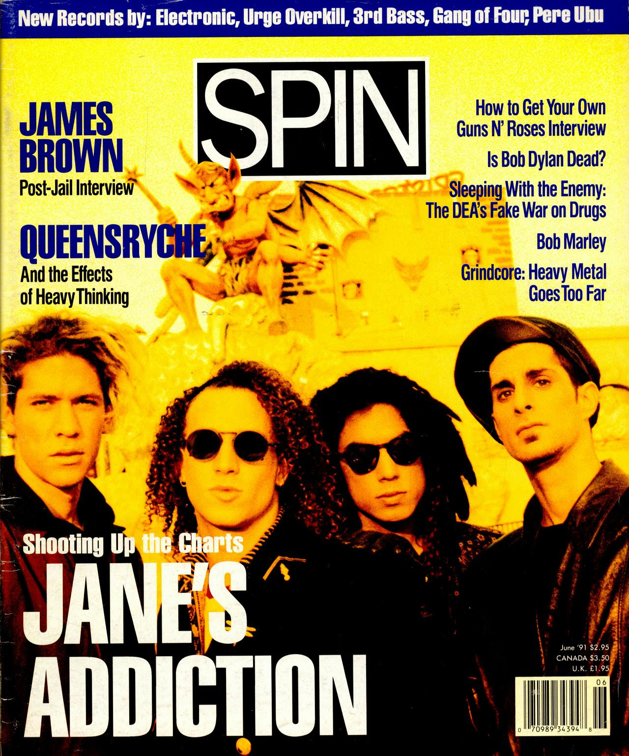 1991.06.DD - Spin Magazine - No Appetite for Criticism (Guns N' Roses contract for the press) CzVFJZMv_o
