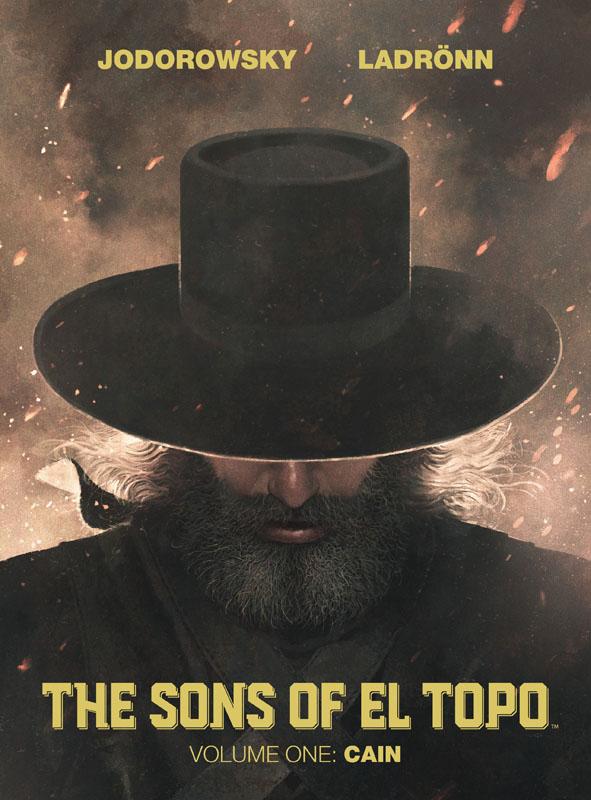 The Sons of El Topo v01 - Cain (2018)