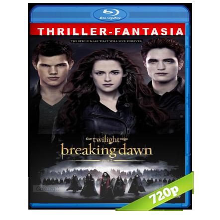 descargar Crepusculo 4 Amanecer Parte 2 720p Lat-Cast-Ing[Fantastico](2012) gratis