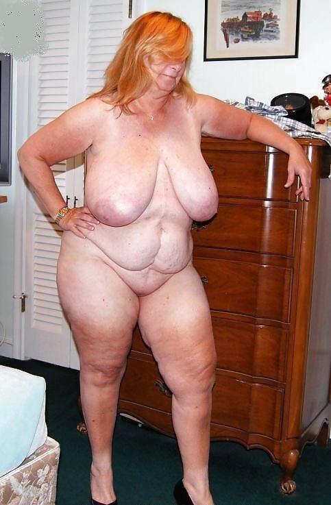 Granny big tit pics-3331