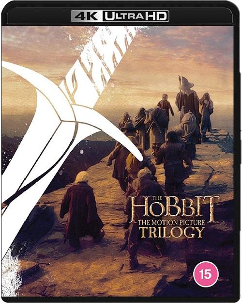 Hobbit / The Hobbit (2012-2014) TRILOGY.EXTENDED.MULTi.REMUX.2160p.UHD.Blu-ray.HDR.HEVC.ATMOS7.1-DENDA / LEKTOR i NAPISY PL