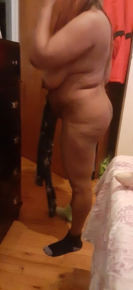 Fat black booty naked-6900