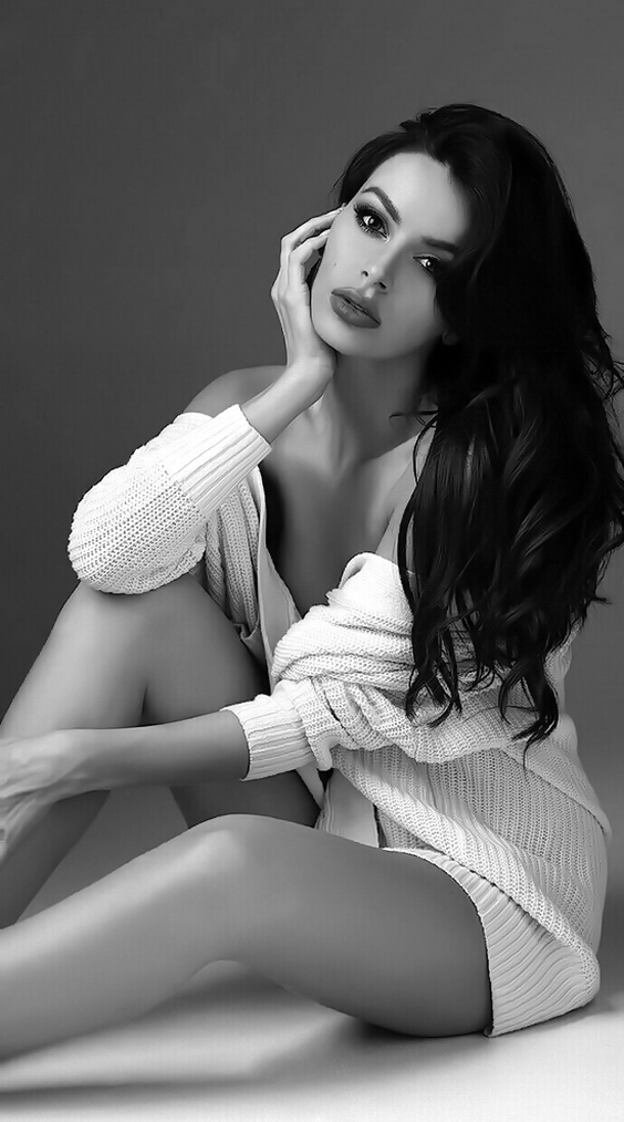 Black & White Erotic Photography