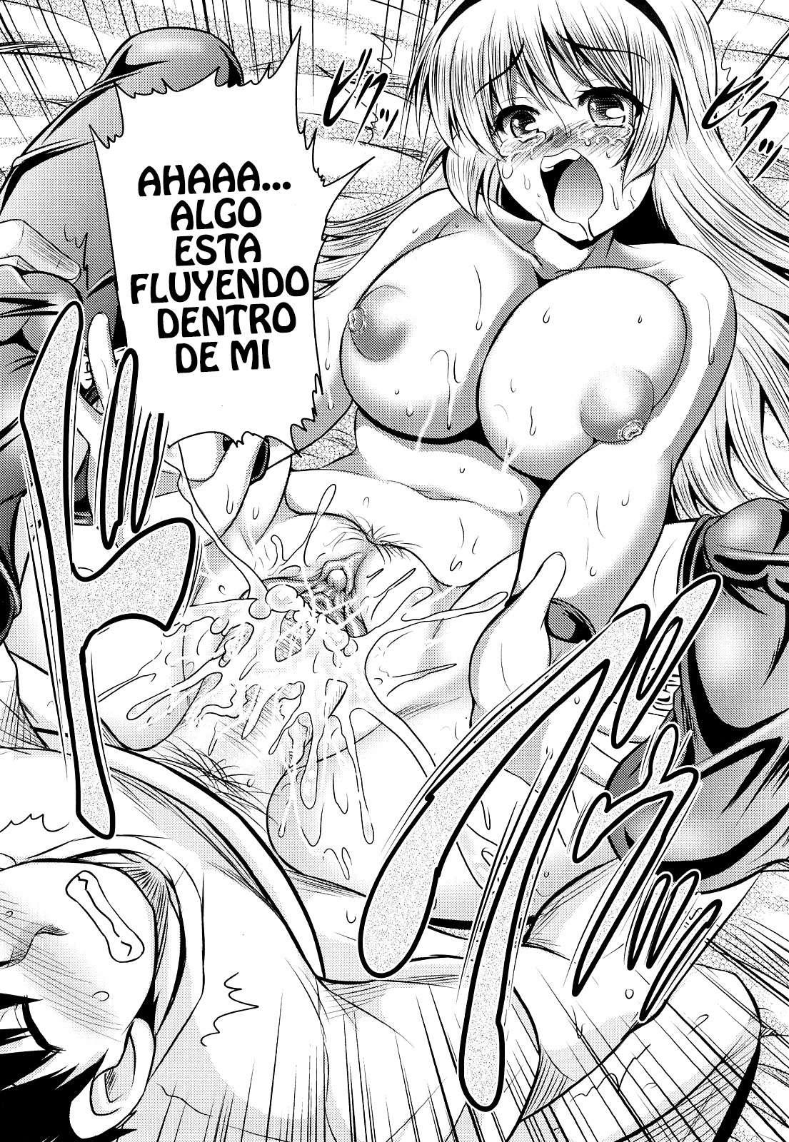 Nikuyoku Analyze♥ Chapter-10 - 11