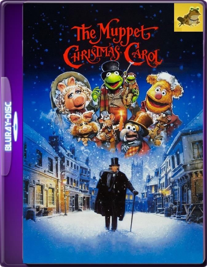 Una Navidad Con Los Muppets (1992) Brrip 1080p (60 FPS) Latino / Inglés