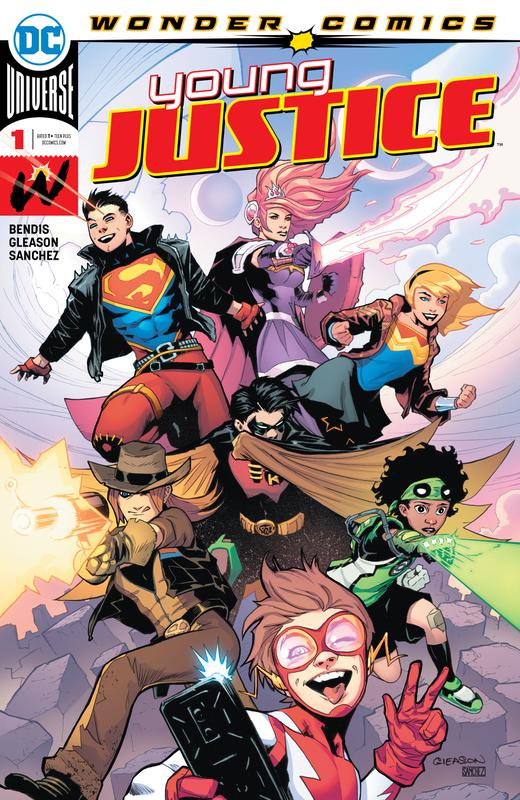 Young Justice Vol.3 #1-9 (2019)