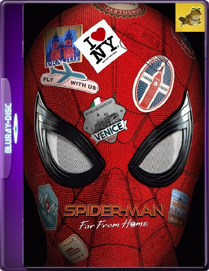 Spider-Man: Lejos De Casa (2019) Brrip 1080p (60 FPS) Latino [GoogleDrive] SilvestreHD