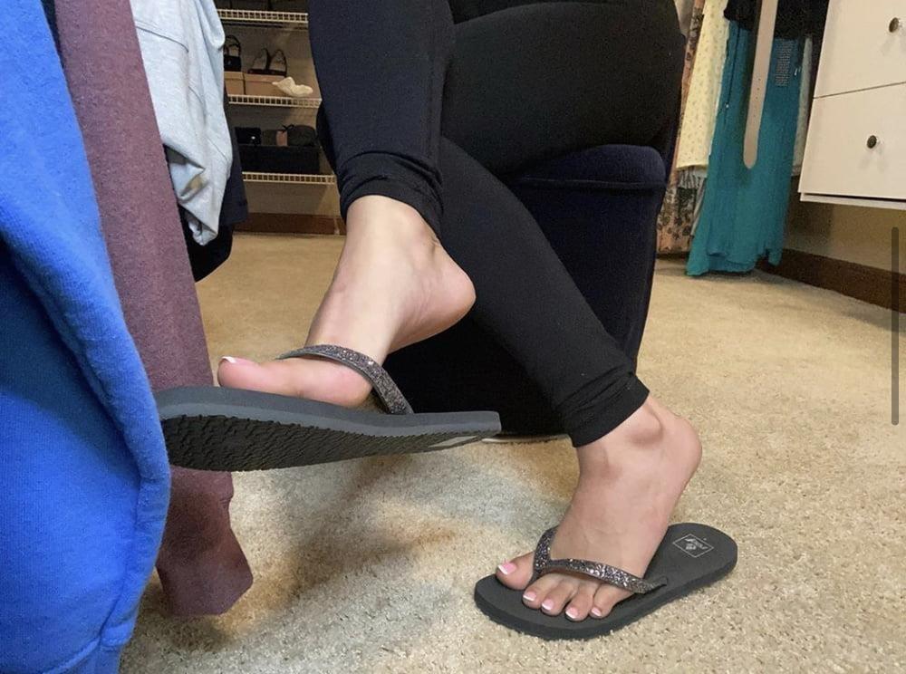 Sexy foot sucking-8383