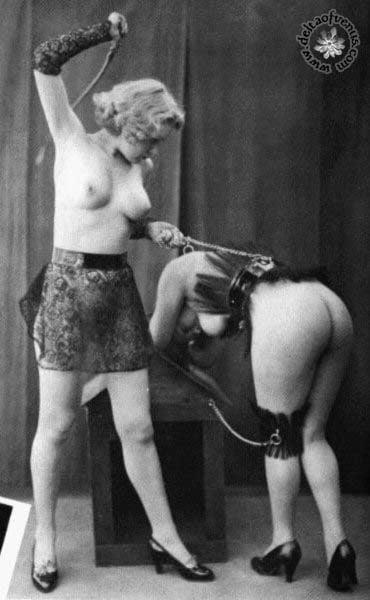 Vintage hairy nude-4348