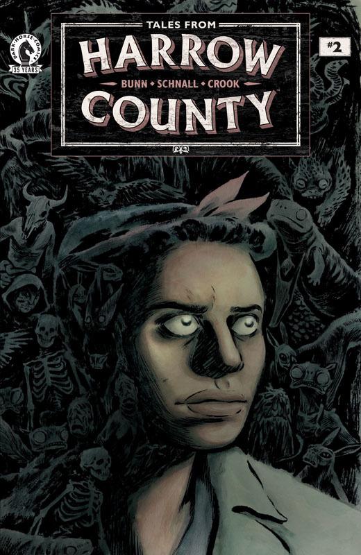Tales from Harrow County - Fair Folk #1-3 (2021)