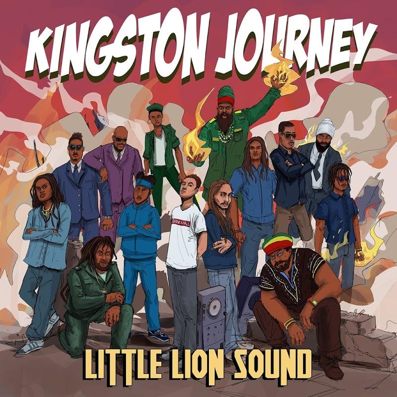 Poster for Kingston Journey