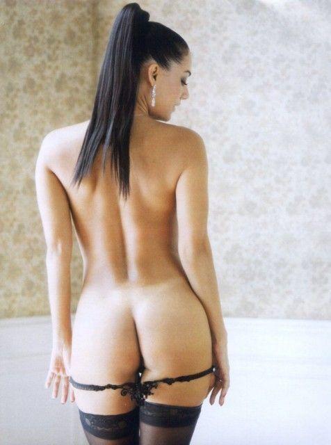 Mônica Carvalho pelada