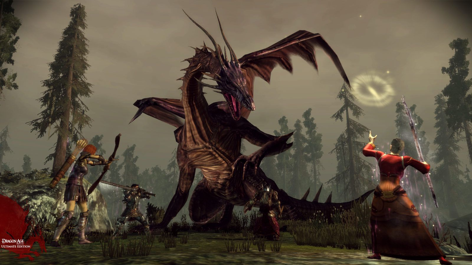 Dragon Age: Origins – Ultimate Edition Captura 1