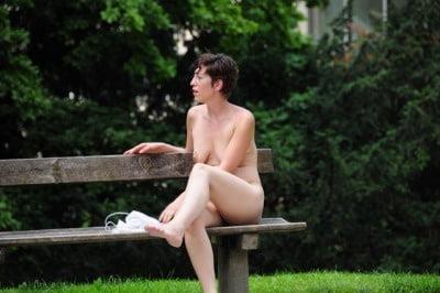 Nude moms in public-2193