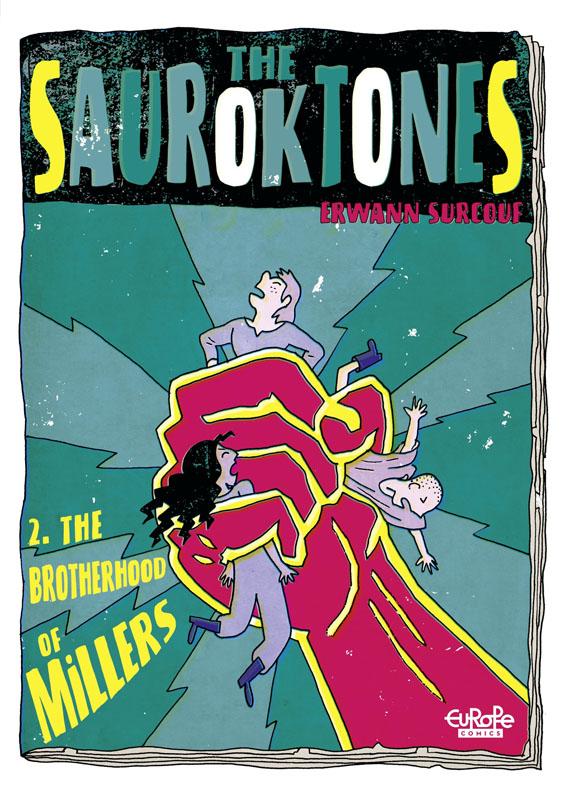 The Sauroktones 01-06 (2020)