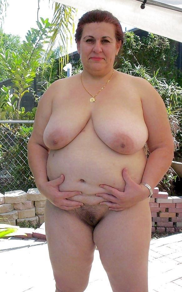 Mature bbw naked-6485