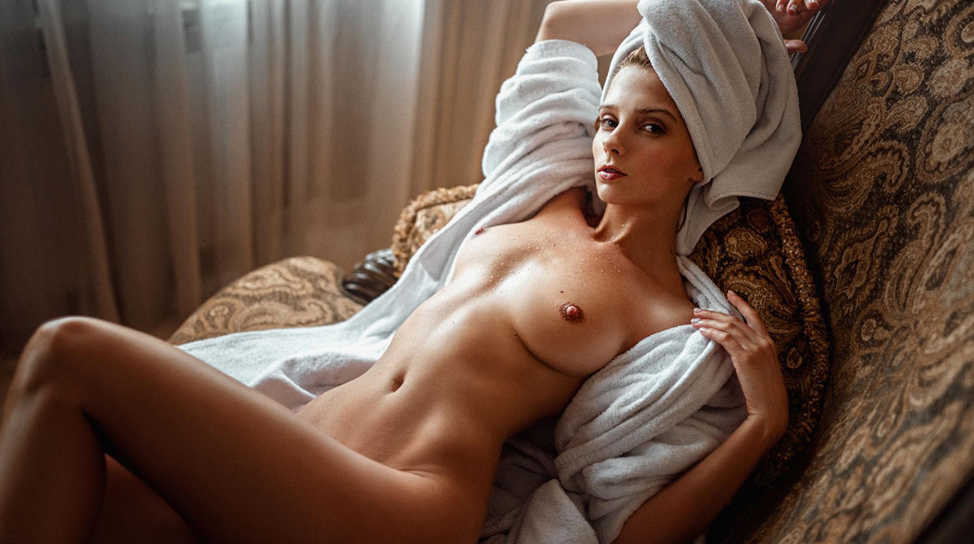 в постели с Мартой Громовой / фото 09