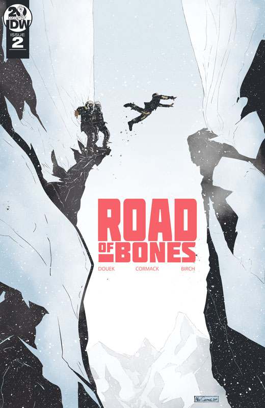 Road of Bones #1-4 (2019) Complete