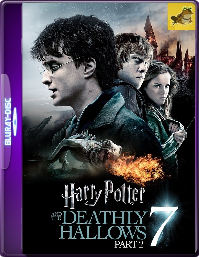Harry Potter Y Las Reliquias De La Muerte: Parte 2 (2011) Brrip 1080p (60 FPS) Latino / Inglés