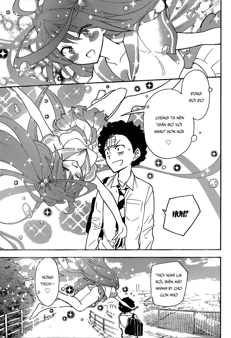 Hatsukoi Zombie Chapter 7 - Trang 17
