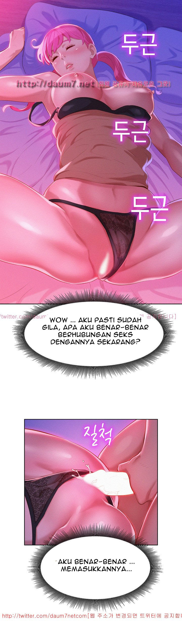 Sister Neighbors Chapter 07 Bahasa Indonesia